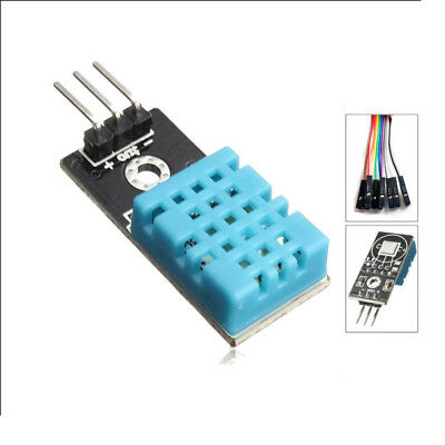 DHT11 Digital Module Humidity Temperature-Sensor-FREE CABLE Arduino Raspberry PI
