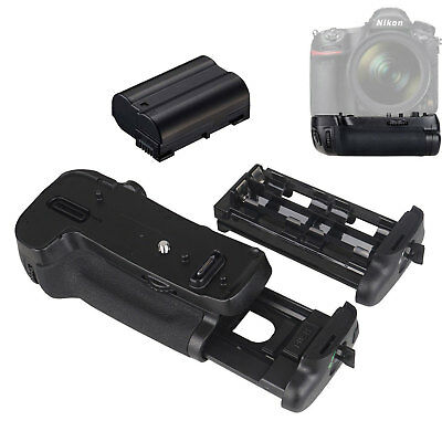 Vertical Battery Grip w/1x EN-EL15 Battery Kit for Nikon D850 Camera as MB-D18
