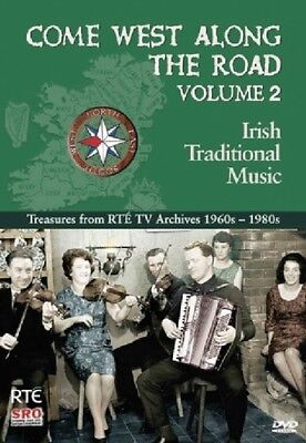 Come West Along the Road: Irish Traditional Music: Volume 2 [New DVD]