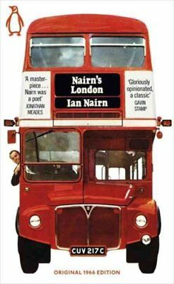 Nairn's London by Ian Nairn 9780141396156 (Paperback, 2014)