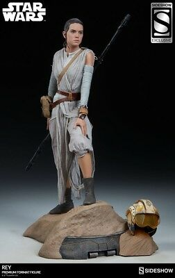 Sideshow Star Wars Premium Format Rey EXCLUSIVE SOLD OUT Figure Statue