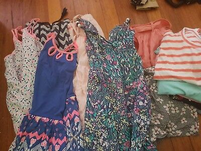Girls size 7 and 8 clothes