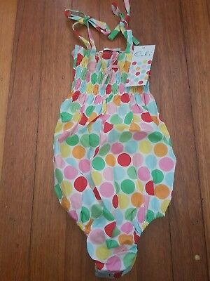 Oobi size 1 baby girl outfit