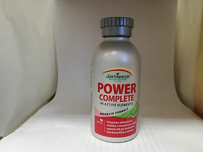 Power Complete Advanced 90 Cpr , Jamieson  + 1 Punto Jolly