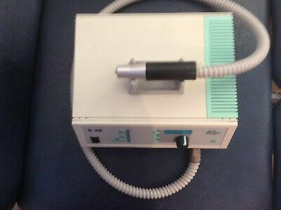 Berchtold Dust Extraction Nail Drill Podiatry