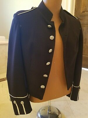 Prince Charlie military  jacket size 30 brown