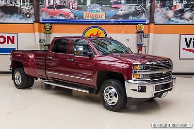 2015 Chevrolet Silverado 3500 LTZ 2015 Burgundy LTZ We Finance at 2.9% w.a.c Apply Today