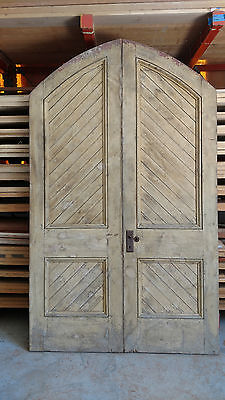 Antique Double Doors Circa 1820