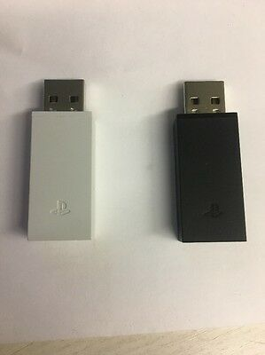 Sony Playstation 4 Usb Stick Headset Wireless 20 Ps4 Ps3 Adapter