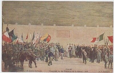 WW1/  France/ Pantheon of the War/ Italy/ Art 1914-18