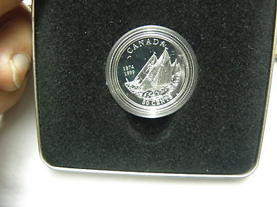 1999 Half Dollar Yachting  Silver  Proof  See The Pictures Original  Proof