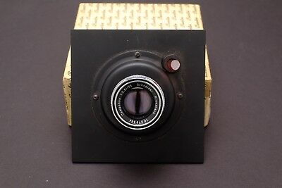 Schneider Kreuznach Componon 1:5.6/105 Enlarger Lens, mounted, in box with caps