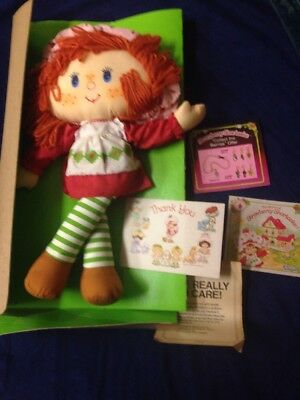 Strawberry Shortcake Vintage Doll
