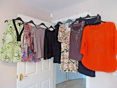 9 Item Bundle From Next, Wallis, George, New Look, M&s Size 14 In Great Cond**