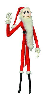 Nightmare Before Christmas SEP162539 Santa Jack Unlimited Coffin Doll