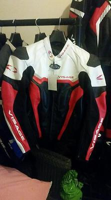 Motorbike Sport Racing Leather Jacket