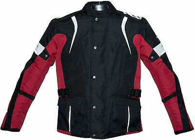 Touring Motorcycle Textile Jacket sale price last one