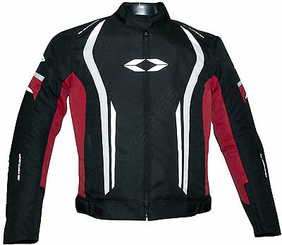 Motorcycle Summer & All Season Textile Jacket sale price last one