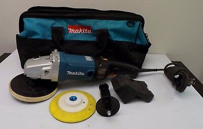 "Makita 9237C 7"" Electronic Control Polisher With Bag"
