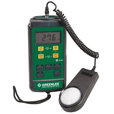 Greenlee 93-172 Digital Light Meter