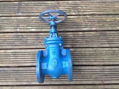 "3"" gate valve.Hattersley flanged gate valve 3"" 80mm"