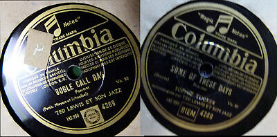 Ted Lewis And His Band / Sophie Tucker Bugle Call Rag / Some Of These Days 1926