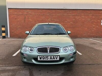 Rover 25 1.4 just 45,906 miles!