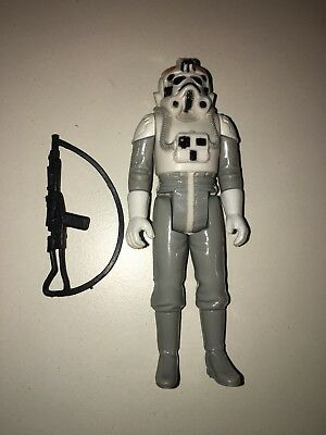 Star Wars Vintage 77-85 AT-AT Driver mit original Waffe