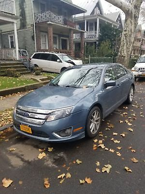 2011 Ford Fusion SEL 2011 Ford Fusion SEL 141k Loaded 4 Cylinder 2.5l 4 Door