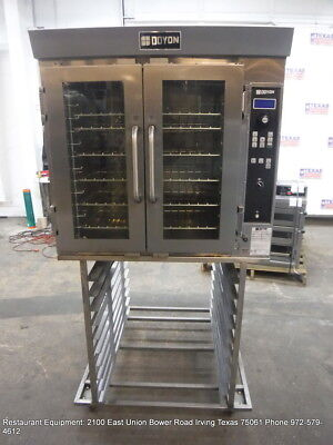 Doyon JA6 Electric Bakery Convection Oven with stand Year 2013
