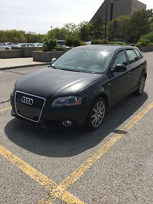 2010 Audi A3  2010 Audi A3 Quattro S Line 147k Leather Paddle Shifters 2.0 Turbo 200hp