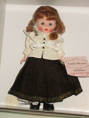 2005 Annie Moore Madame Alexander Doll in Box