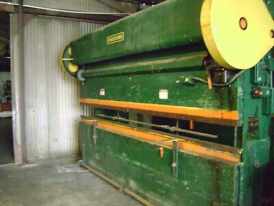 Press Brake - 12 Foot 60 Ton - Excelsior