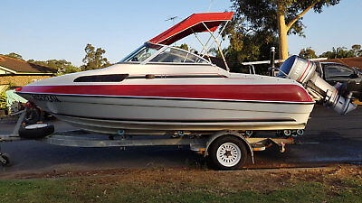 Southwind SR17 with 115hp Yamaha V4 Saltwater Series - Excellent Condition SR565