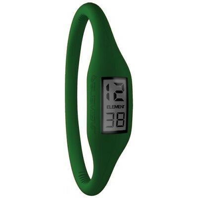 New Green Unisex Mens Womens Silicone Rubber Sports Watches BUY 1 GET 1 FREE