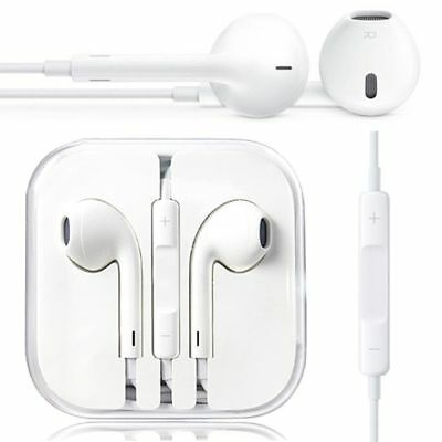 Earphones with remote and mic for Apple iPhone 6s , 6, 5s