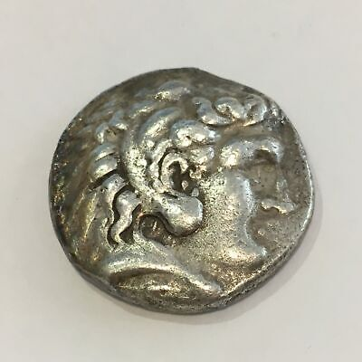 Alexander the Great Posthomous Issue AR Tetradrachm Babylon Mint 311-305 BC
