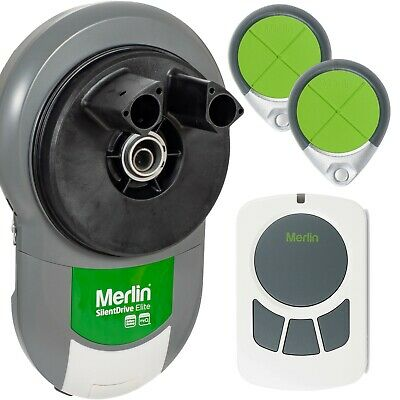 Garage Door Opener Roller Motor Automatic Garage Merlin MR855EVO Motor MR855