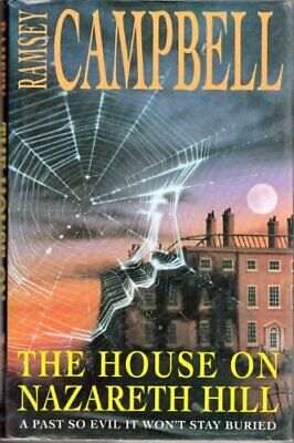 The House on Nazareth Hill by Campbell, Ramsay Hardback Book The Cheap Fast Free