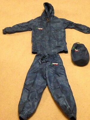 Frogg Toggs Rain Suit Kids Small