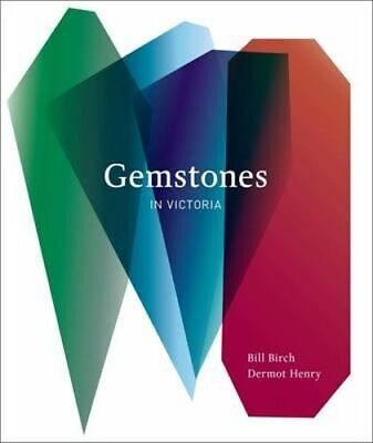 NEW Gemstones in Victoria By Bill Birch Paperback Free Shipping