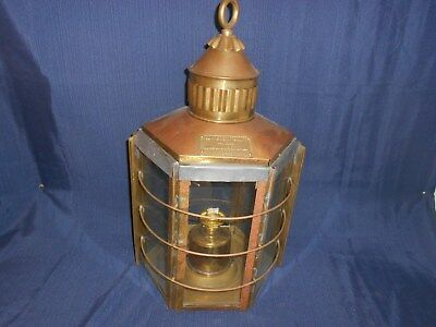 Clipper Ship Lantern
