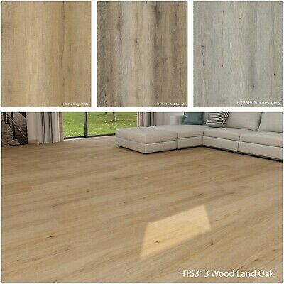 WPC Vinyl Flooring Plank Sample Pack - Waterproof and super tough