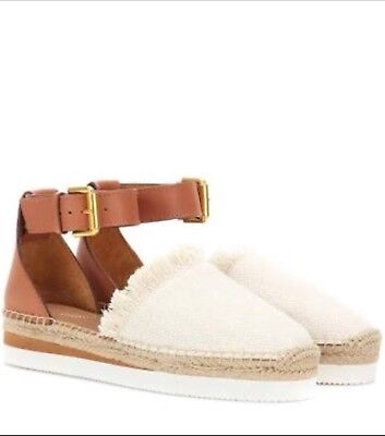 See By Chloe Espadrilles Size 39