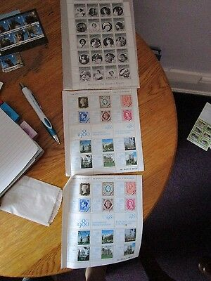 Stamps International Stamp Exhibition London 1980 GB sheets