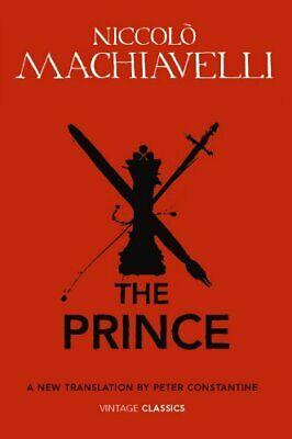The Prince by Machiavelli, Niccolo Hardback Book The Cheap Fast Free Post