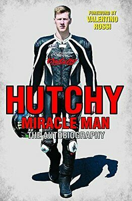Hutchy - Miracle Man: The Autobiography by Hutchinson, Ian Book The Cheap Fast