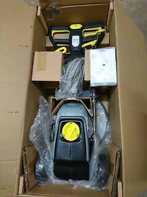 Karcher BDS 51/180 C Deck Scrubbing/Buffer Machine + Pads!!