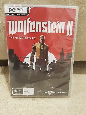 Wolfenstein II 2 - The New Colossus (PC, 2017)