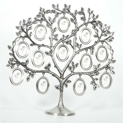 FAMILY TREE PICTURE Frame Set For Walls Photo Collage Frames Large ...
